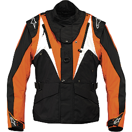 Alpinestars Venture Jacket - 2013 Scott 350 Neck Brace Compatible Jacket