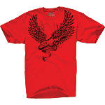 Alpinestars Wooden T-Shirt - Alpinestars Dirt Bike Products