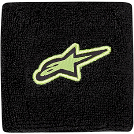 Alpinestars Astars Wristband - 2012 Yamaha YZ250F Rekluse Core EXP 2.0 Clutch Kit