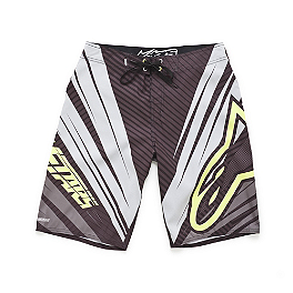 Alpinestars Aero Boardshorts - Alpinestars 8th Wonder Long Sleeve T-Shirt