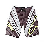 Alpinestars Aero Boardshorts - Utility ATV Mens Casual Shorts