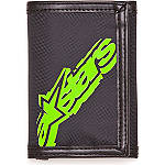 Alpinestars Allude Tri-Fold Wallet - Mens Casual Motocross Dirt Bike Wallets