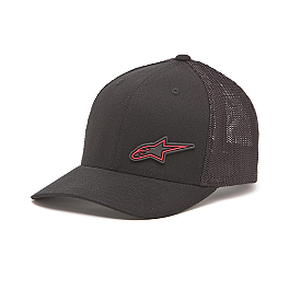 Alpinestars Knockout Custom Flexfit Hat - Alpinestars Sonic Custom Flexfit Hat