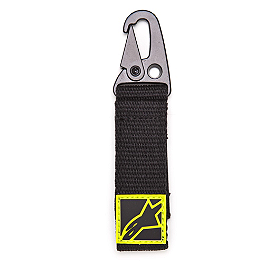 Alpinestars Operation Keychain - Alpinestars Torch Keychain