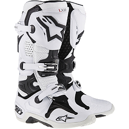 2014 Alpinestars Tech-10 Boots - 2014 Alpinestars Pro Bionic Neck Support