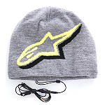 Alpinestars Duly Sound Disk Beanie - Alpinestars Motorcycle Products