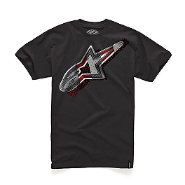 Alpinestars Patchwork T-Shirt - Alpinestars Depth T-Shirt