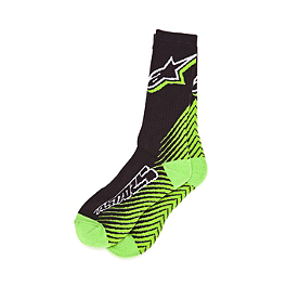 Alpinestars Parallax Socks - Alpinestars Trainer Socks