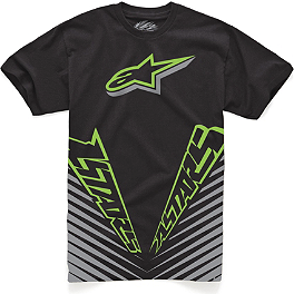 Alpinestars Youth Parallax T-Shirt - Alpinestars Youth Diagram Classic T-Shirt