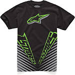 Alpinestars Youth Parallax T-Shirt - Alpinestars Dirt Bike Youth Casual