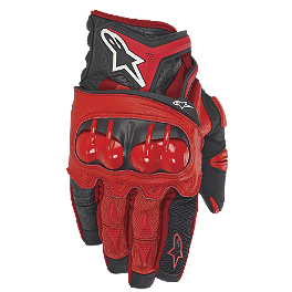 Alpinestars Atlas Gloves - Alpinestars Octane S-Moto Gloves