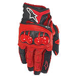 Alpinestars Atlas Gloves - SIDI Shorty Motorcycle Gloves