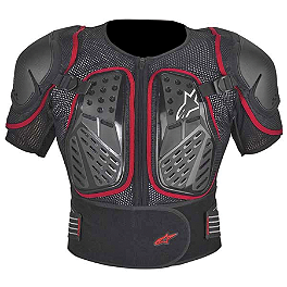 Alpinestars Bionic S 2 Jacket - 2013 Fly Racing Barricade Body Armor Short Sleeve Suit