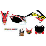 Alias Geico Team Graphics Kit - Honda