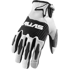 2014 Alias Reflex Gloves - Alias A2 Jersey