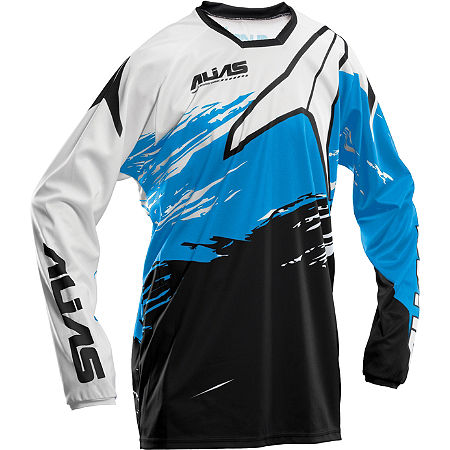 Alias A2 Youth Jersey - Filbert - Main