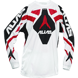 2014 Alias A1 Jersey - 2014 Alias Clutch Gloves