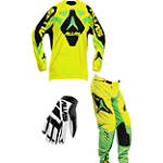 2014 Alias A1 Combo - Dirt Bike Pants, Jersey, Glove Combos