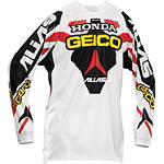 2014 Alias A1 Geico Team Jersey - Alias Dirt Bike Riding Gear