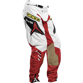 2014 Alias A1 Geico Team Pants - 2014 Alias Clutch Gloves