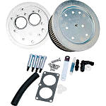 Arlen Ness Big Sucker Kit With Stainless Steel Filter - Arlen Ness Cruiser Products