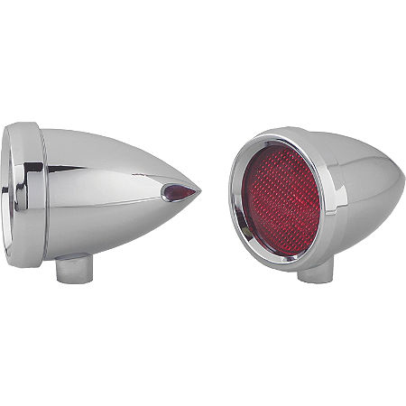Arlen Ness Speeding Bullet Dual Function Marker Light - Main