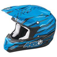 2011 ANSWER COMET HELMET - HAZE