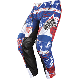 2012 Answer Alpha F10 Pants - 2013 JT Racing Evolve Protek Vented Pants - Fader