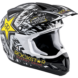 2013 Answer Comet Rockstar Helmet - 2013 Answer Youth Nova Rockstar Helmet