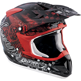 2012 Answer Comet Seven Helmet - 2012 MSR Velocity Helmet - Reflect