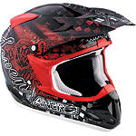 2012 Answer Comet Seven Helmet - Utility ATV Off Road Helmets