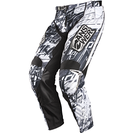 2012 Answer Ion Breeze Vented Pants - 2012 Fox 180 Pant - Vented Undertow