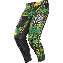 2012 Answer Ion Pants - 2012 One Industries Carbon Pants - Napalm