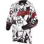2012 Answer JSC Shatter Jersey - Answer Dirt Bike Riding Gear