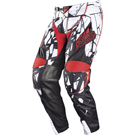2012 Answer JSC Shatter Pants - 2012 Troy Lee Designs GP Air Medusa Pant