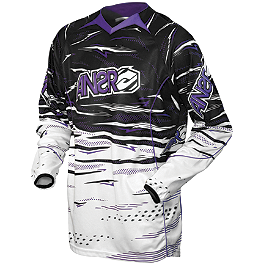 2012 Answer Purple Haze Jersey - 2012 Answer Skullcandy Jersey