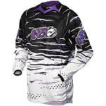 2012 Answer Purple Haze Jersey - Answer Dirt Bike Riding Gear