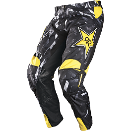 2012 Answer Rockstar Pants - 2012 One Industries Defcon Rockstar Energy Pants