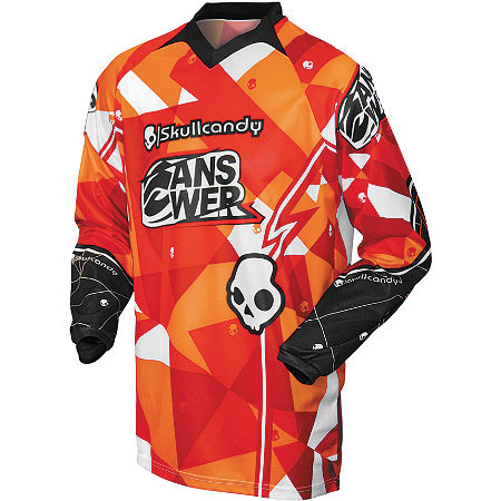 2012 Answer Skullcandy Jersey - Main