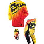 2014 Answer Alpha Air Combo - Answer Utility ATV Pants, Jersey, Glove Combos