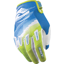 2014 Answer Alpha Air Gloves - 2013 Spy Klutch Jeremy McGrath Signature Goggles