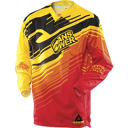 2014 Answer Alpha Air Jersey - 2013 O'Neal Hardwear Jersey - Racewear