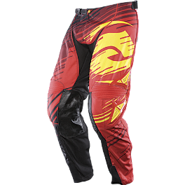 2013 Answer Alpha Pants - 2013 Scott 350 Pants - Hyper