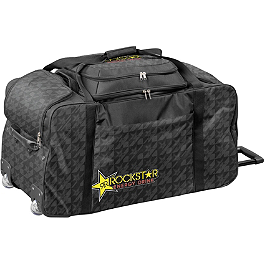 2013 Answer Rockstar Large Rolling Gear Bag - 2013 MSR Large Rolling Gear Bag - Metal Mulisha
