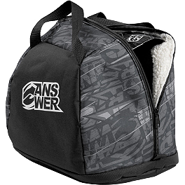 2013 Answer Helmet Bag - Answer Youth Hip Pads - Black