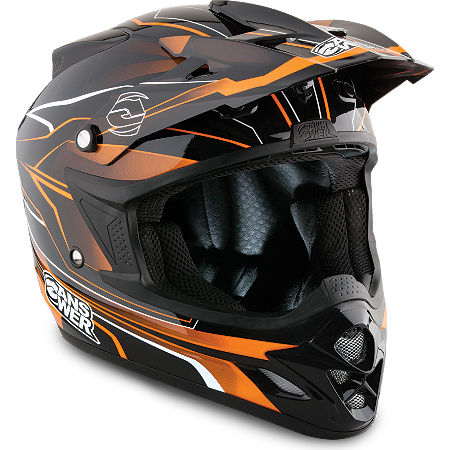 2013 Answer Comet Helmet - React - Main