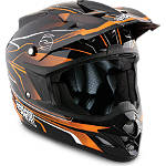 2013 Answer Comet Helmet - React - Utility ATV Off Road Helmets