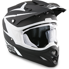 2013 Answer Comet Storm Helmet - 2013 Answer Comet Helmet - React