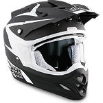 2013 Answer Comet Storm Helmet -  Dirt Bike Elbow and Wrist Guards