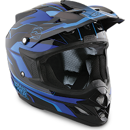 2013 Answer Comet Helmet - Tremor - 2013 O'Neal 5 Series Helmet - War Paint
